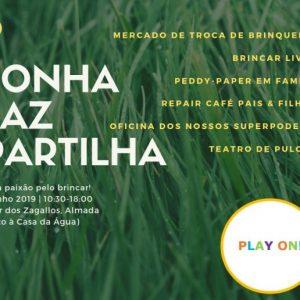 Play On!® Mercado de Troca de Brinquedos